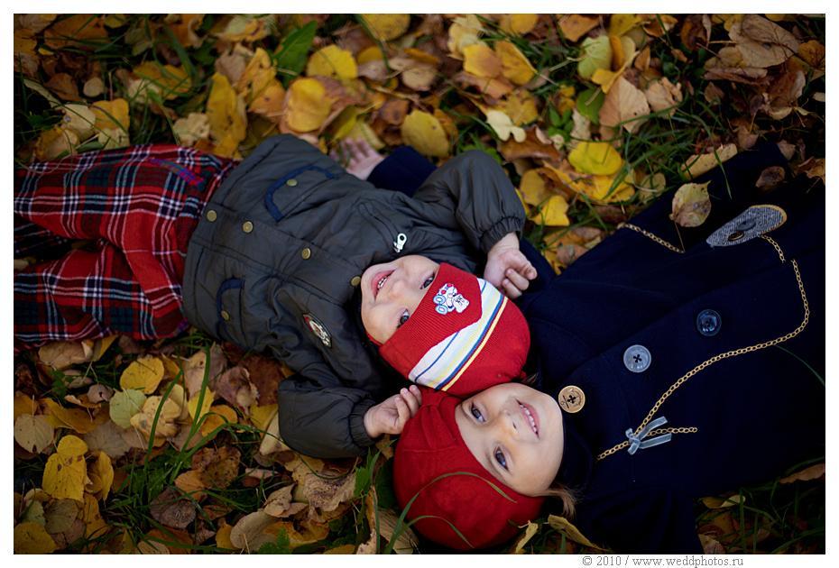 Славная осень!. Осенняя прогулка
