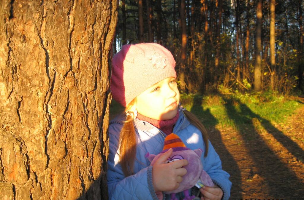 Осенние закаты в Кузьминках. Осенняя прогулка
