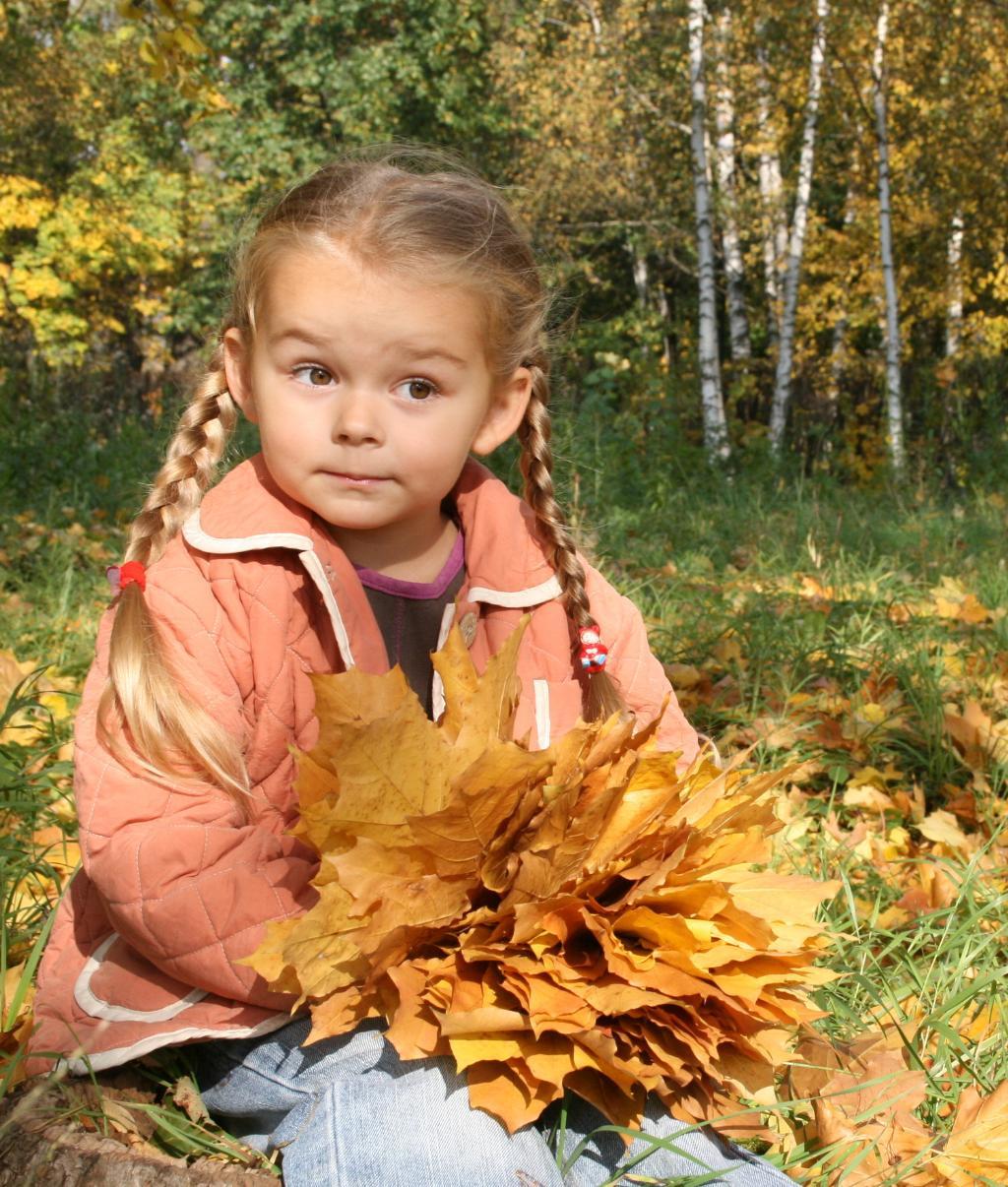Ранняя осень.. Осенняя прогулка