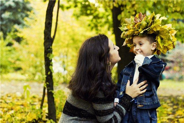 Осень. Осенняя прогулка
