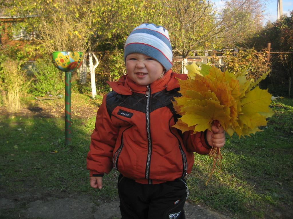 Осень. Закрытое голосование фотоконкурса 'Осенняя прогулка'