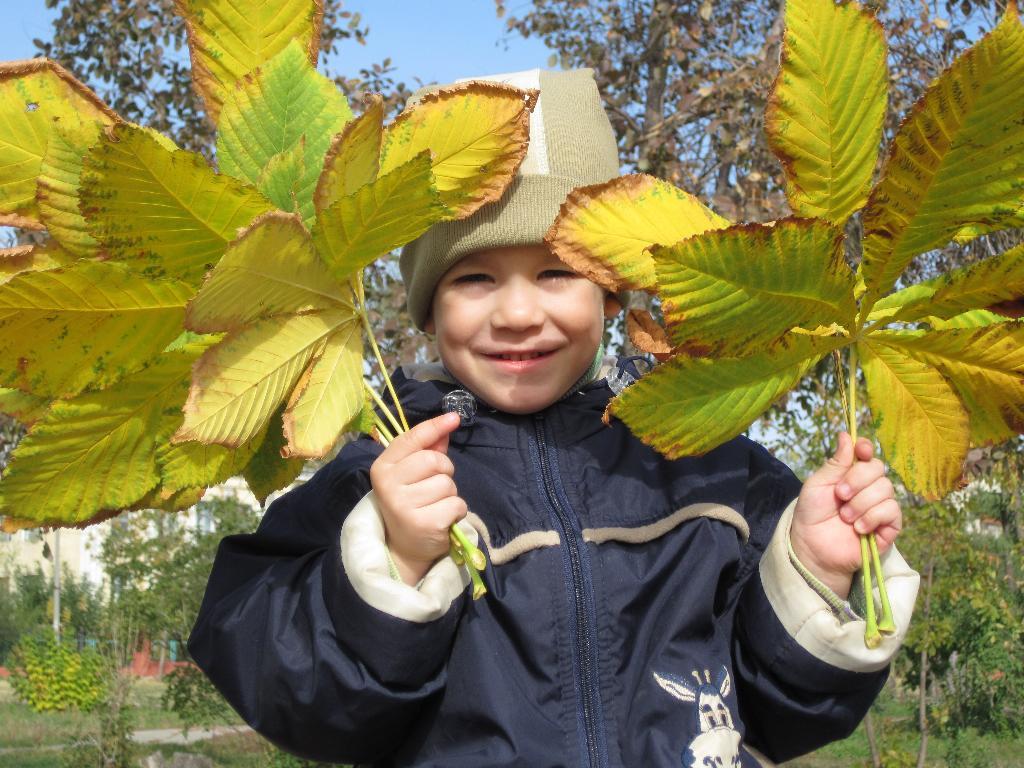 Это - осень золотая!!!. Осенняя прогулка