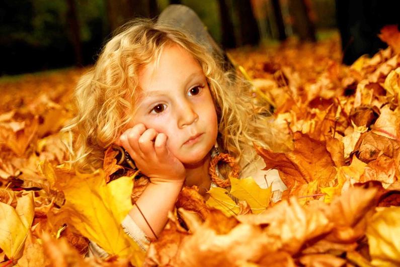 Осень – это время раздумий.... Осенняя прогулка