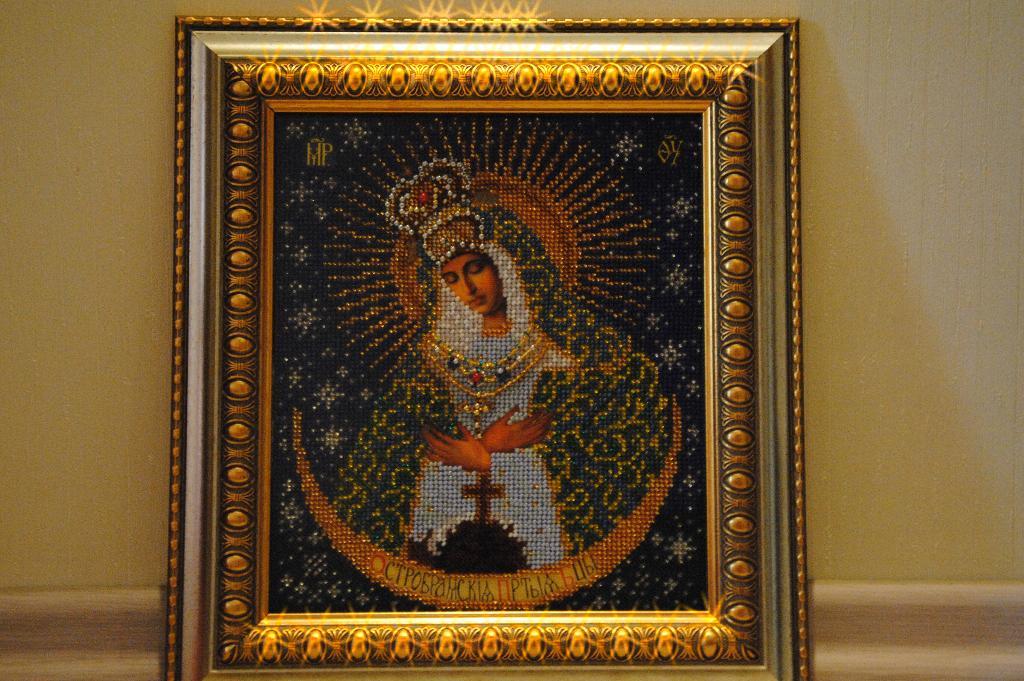 Виленская-Остробрамская икона Пресвятой Богородицы. Иконы и библейские сюжеты