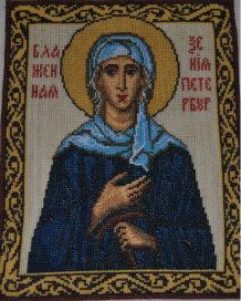 Св. Блаженная Ксения Петербуржская. Иконы и библейские сюжеты