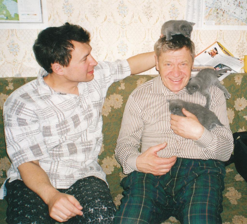 Гора и Мышь...притча)). Наши меньшие друзья