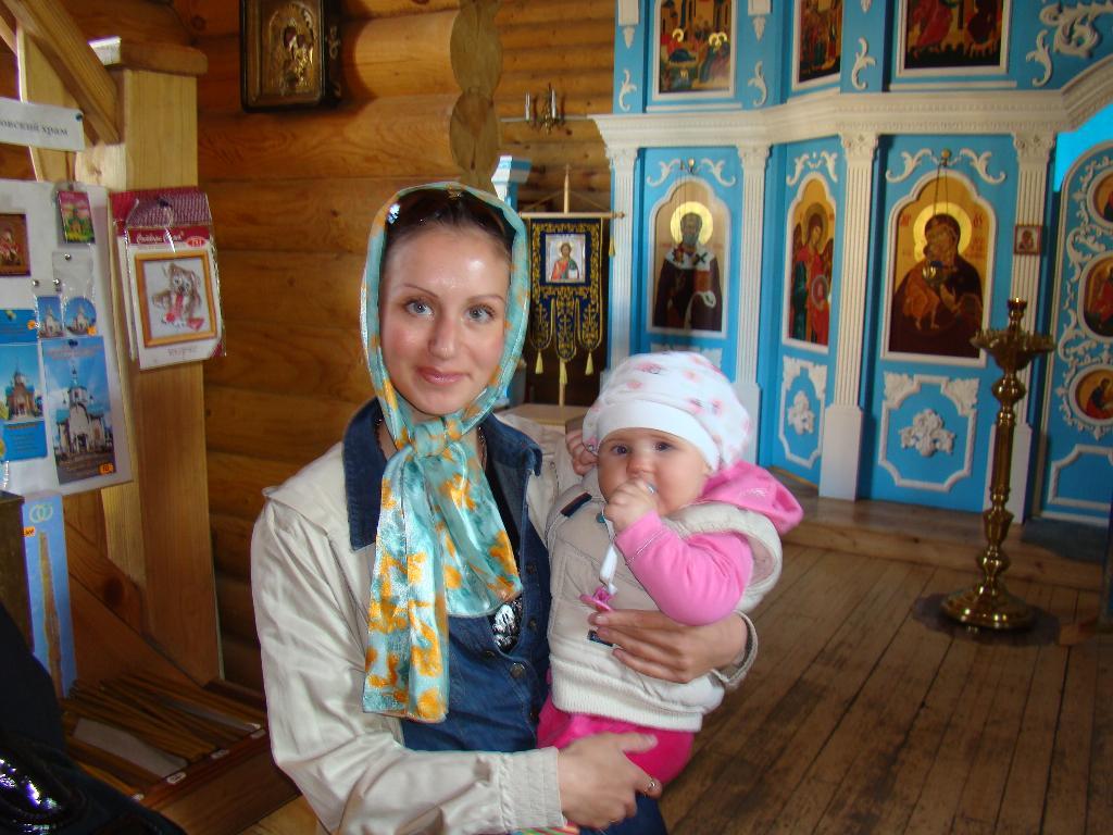 мадонна и дитя. Мадонна с младенцем