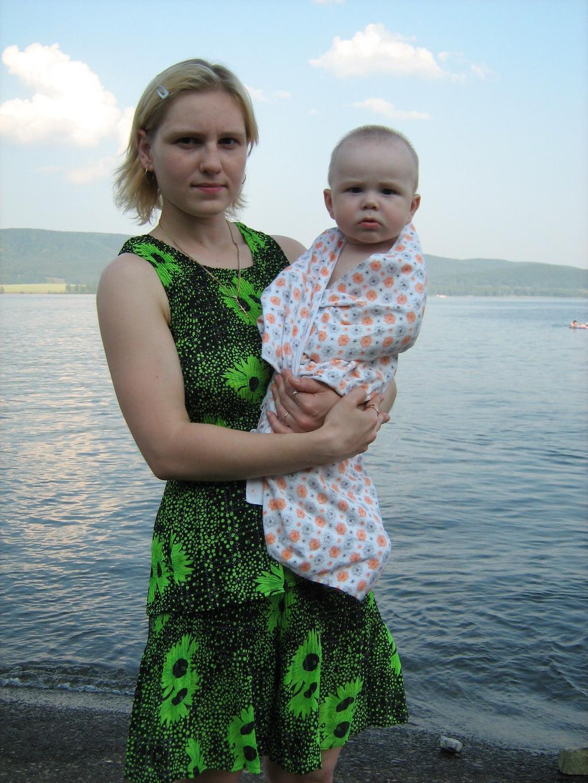 Мадонна с младенцем. Мадонна с младенцем
