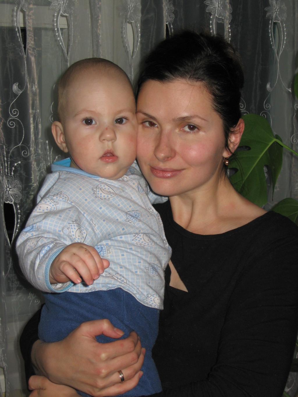 Я и мой малыш.. Мадонна с младенцем