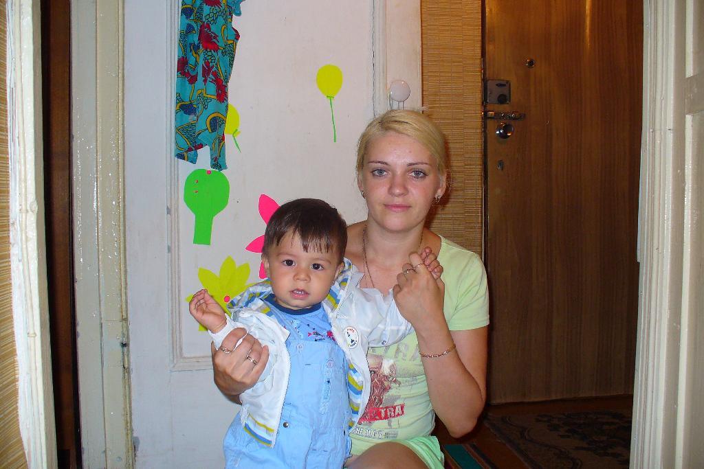 Мой любимый малыш. Мадонна с младенцем