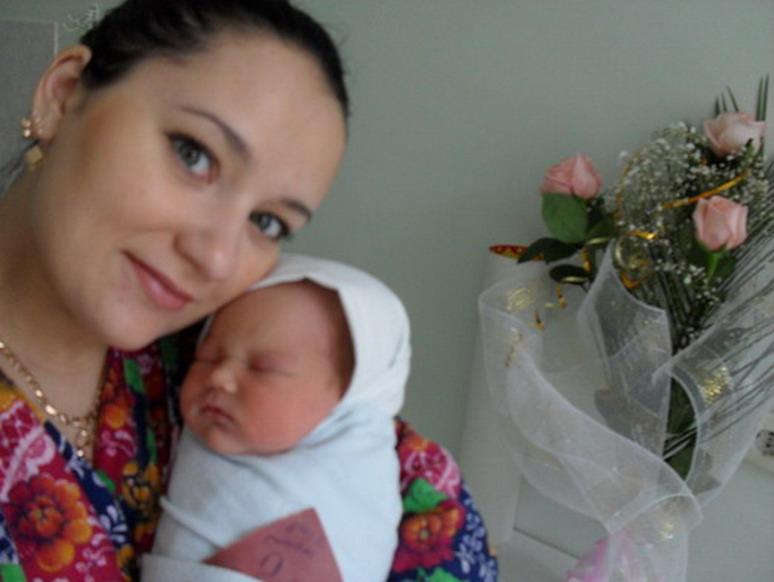 Ну, здравствуй, мама.. Мадонна с младенцем
