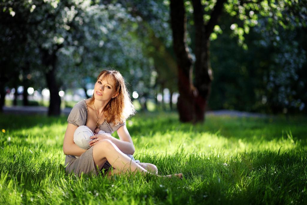 Завтрак на траве. Мадонна с младенцем