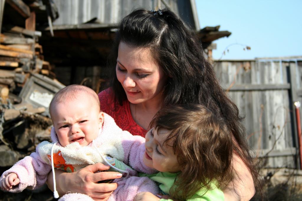 Капризуля.. Мадонна с младенцем