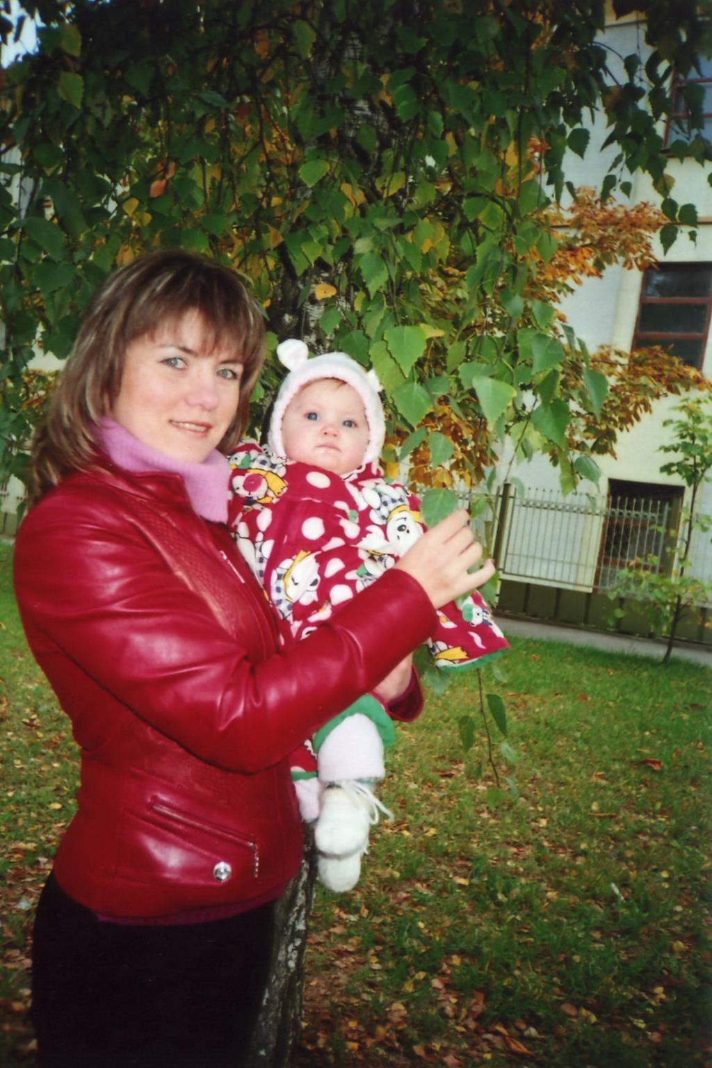 Моё счастье.... Мадонна с младенцем