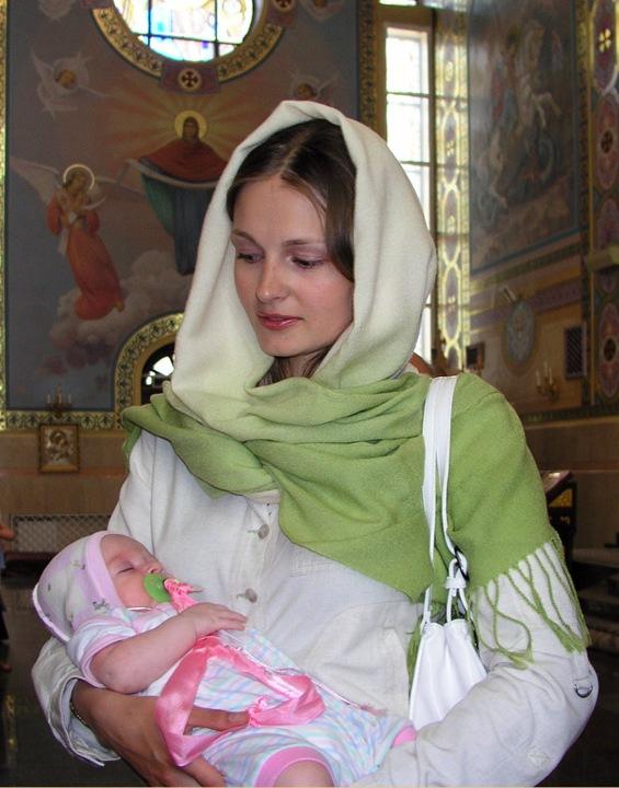 Мадонна. Мадонна с младенцем