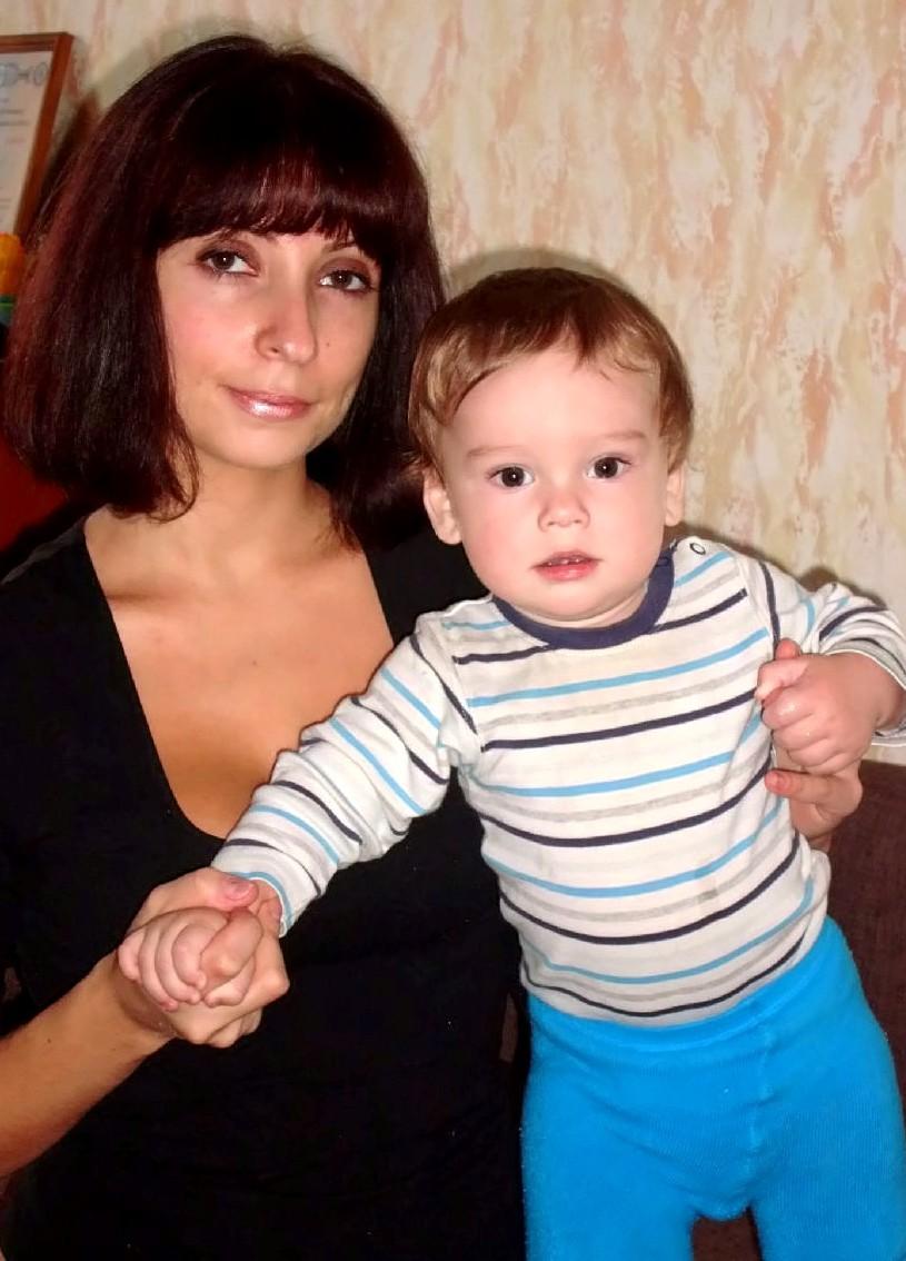 Я и мой малыш. Мадонна с младенцем