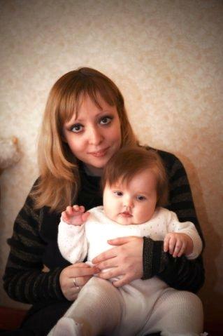Мое счастье :). Мадонна с младенцем