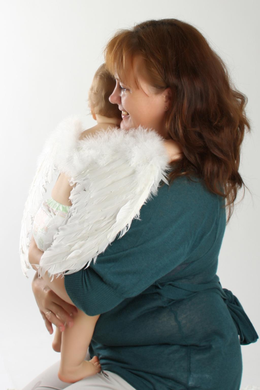 Мадонна с младенцем. Закрытое голосование фотоконкурса 'Мадонна с младенцем'