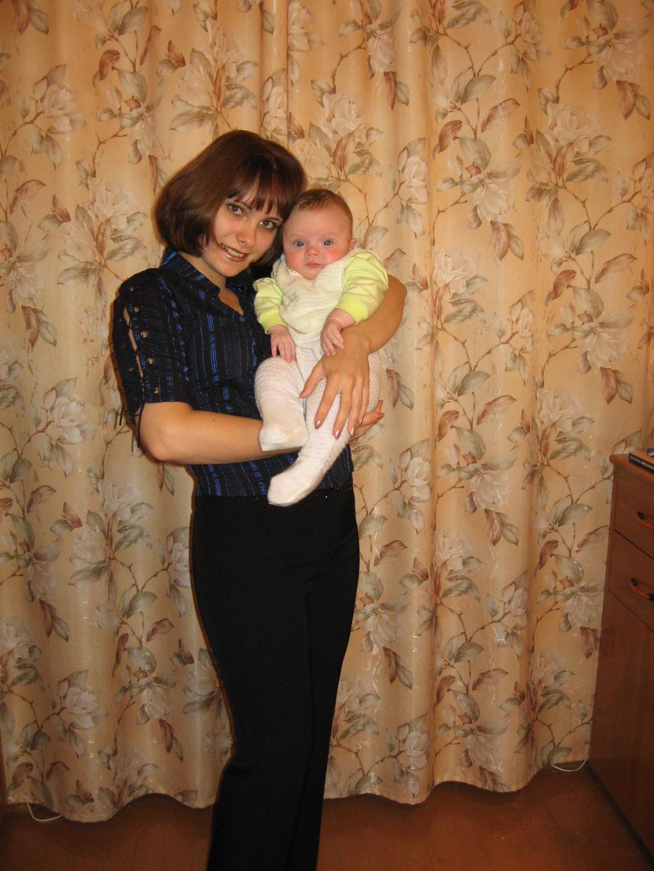 Вместе и навсегда.... Мадонна с младенцем