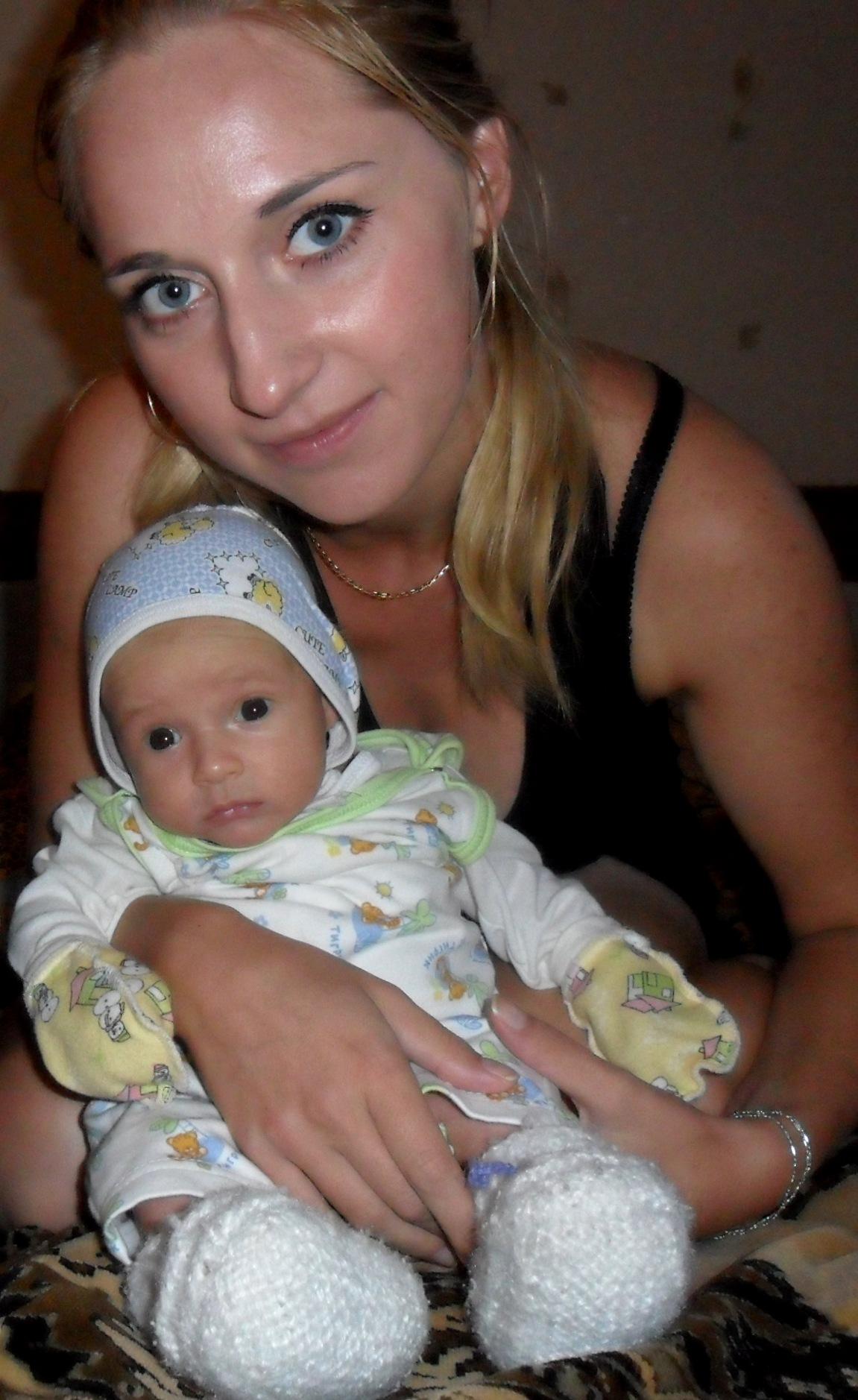 Мамина куколка. Мадонна с младенцем