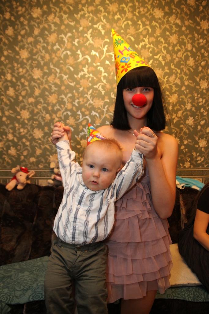 Самые счастливые!. Закрытое голосование фотоконкурса 'Мадонна с младенцем'