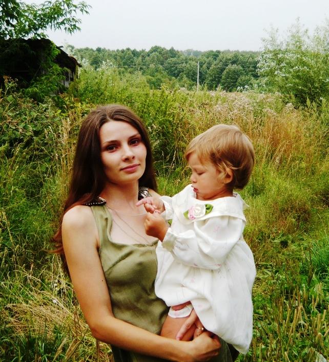 Моя кроха!!!!. Мадонна с младенцем