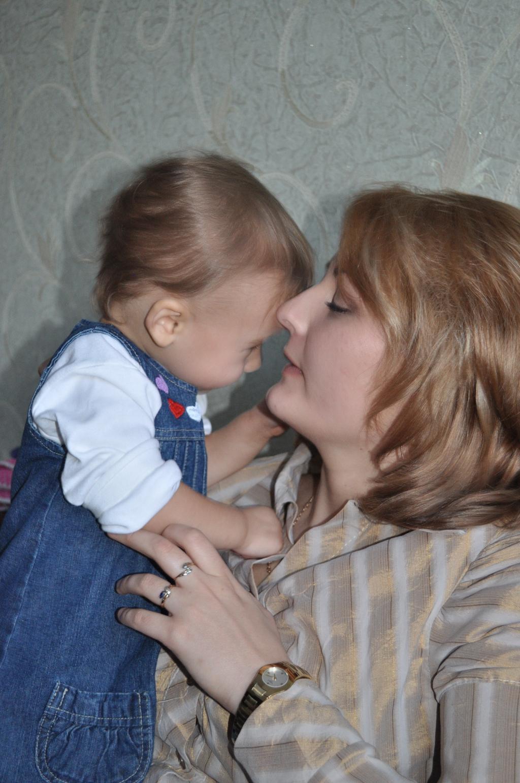 Моя любовь на всю жизнь. Мадонна с младенцем