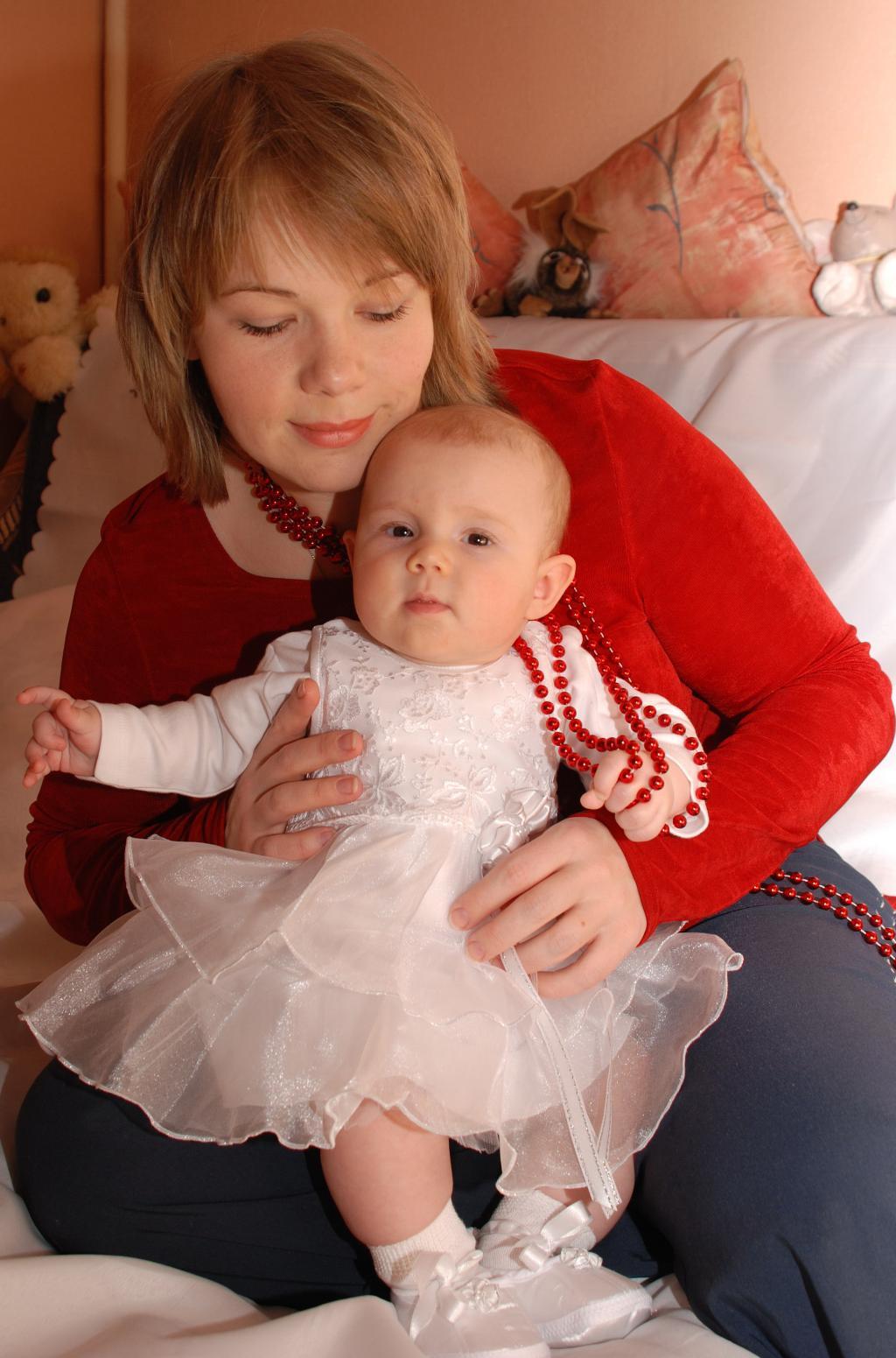 Моя радость. Мадонна с младенцем