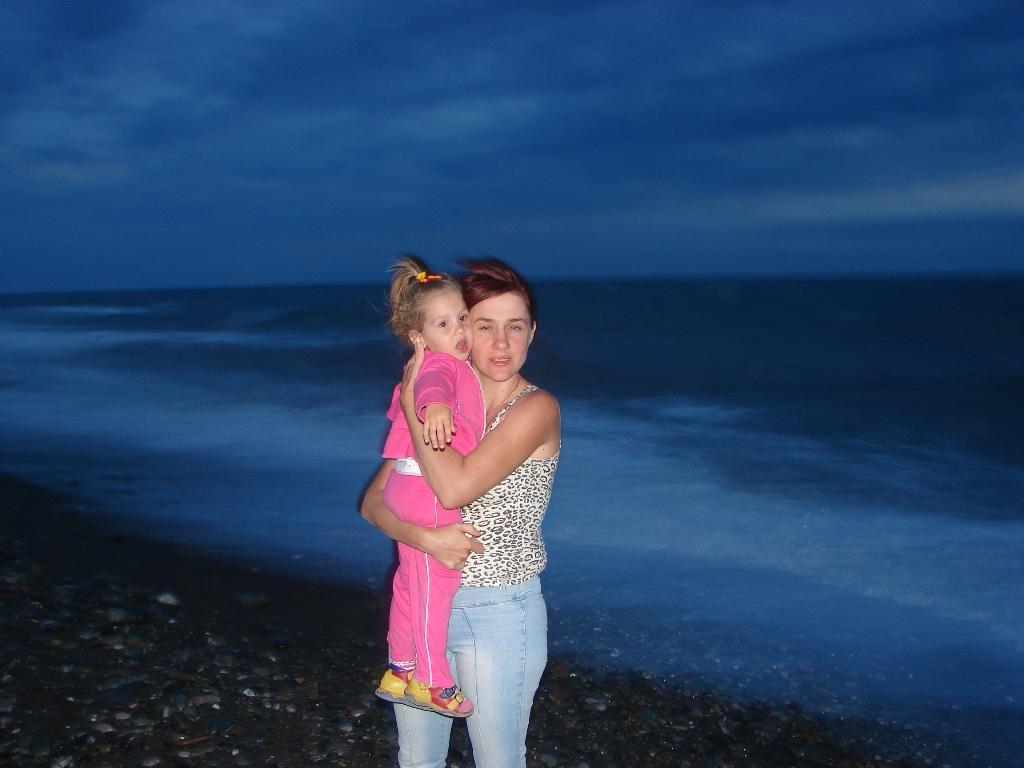 'Черное море'. Мадонна с младенцем