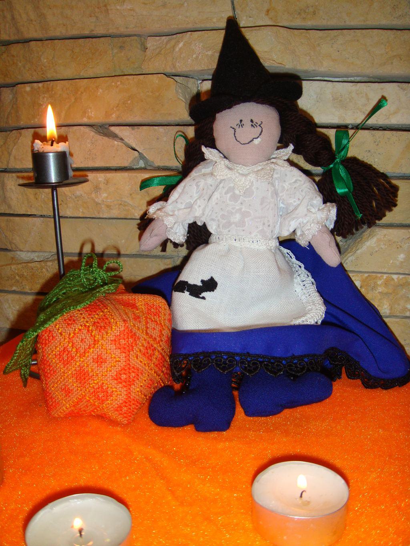 20 - Маркуша для TereZa. 2010 Хэллоуин