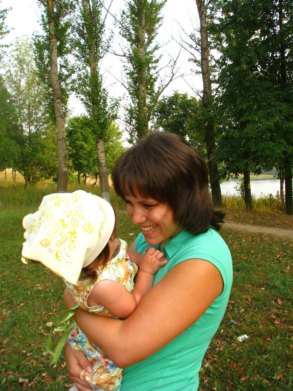 Мы счастливы - мы есть друг у друга!!!. Мадонна с младенцем