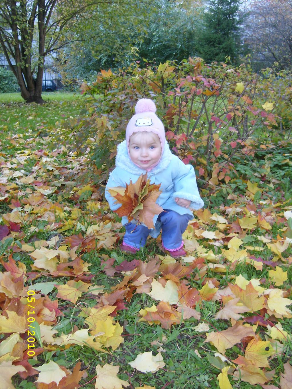 Осень.. Осенняя прогулка