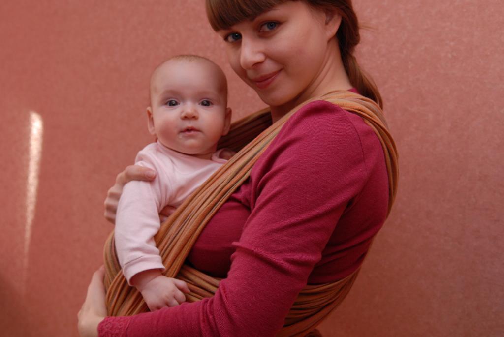 пупилька. Мадонна с младенцем