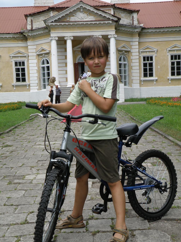 Придворный байкер. Укрощение велосипеда
