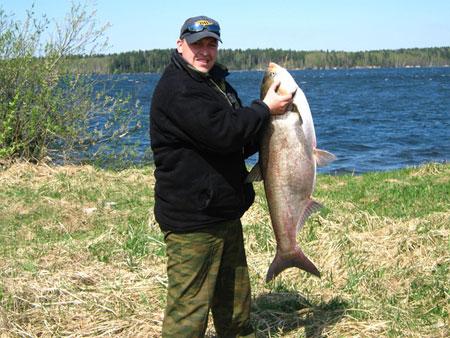 Рыболовные трофеи. Достопримечательности