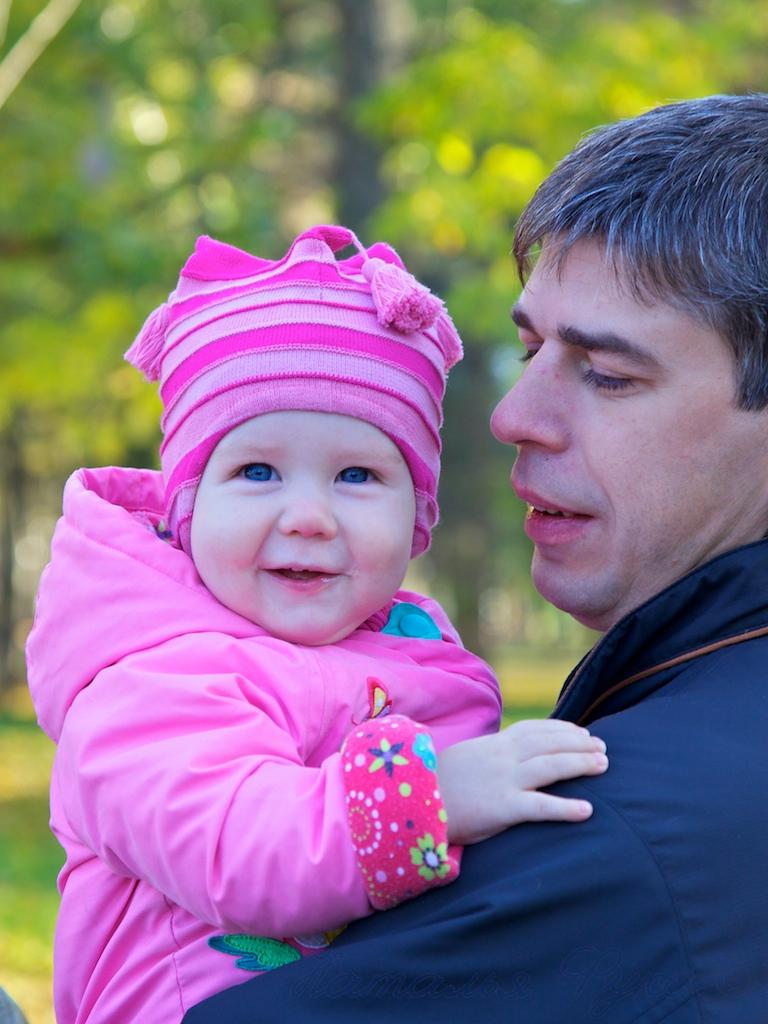 Лучшие друзья-мой папа и я!. Папины дочки