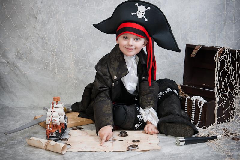 Юный пират Карибского моря. Играем вместе