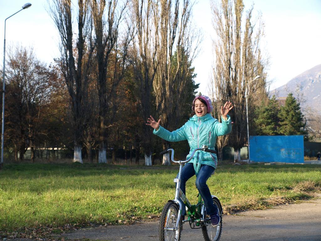 Я знаю точно - невозможное возможно!. Закрытое голосование фотоконкурса 'Укрощение велосипеда'
