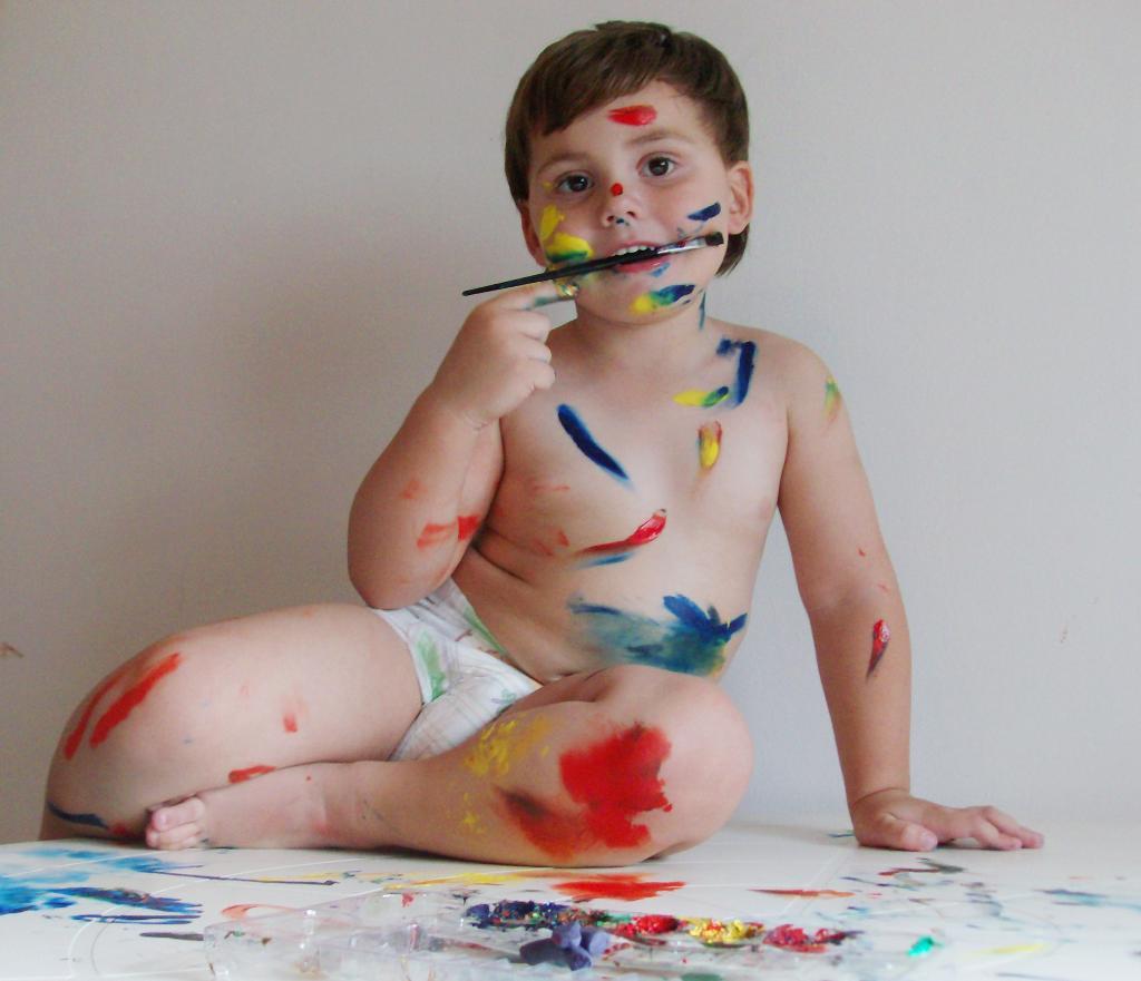 Сделаю мир ярче!. Закрытое голосование фотоконкурса 'Я рисую'