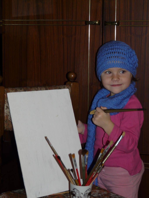 Художник. Закрытое голосование фотоконкурса 'Я рисую'