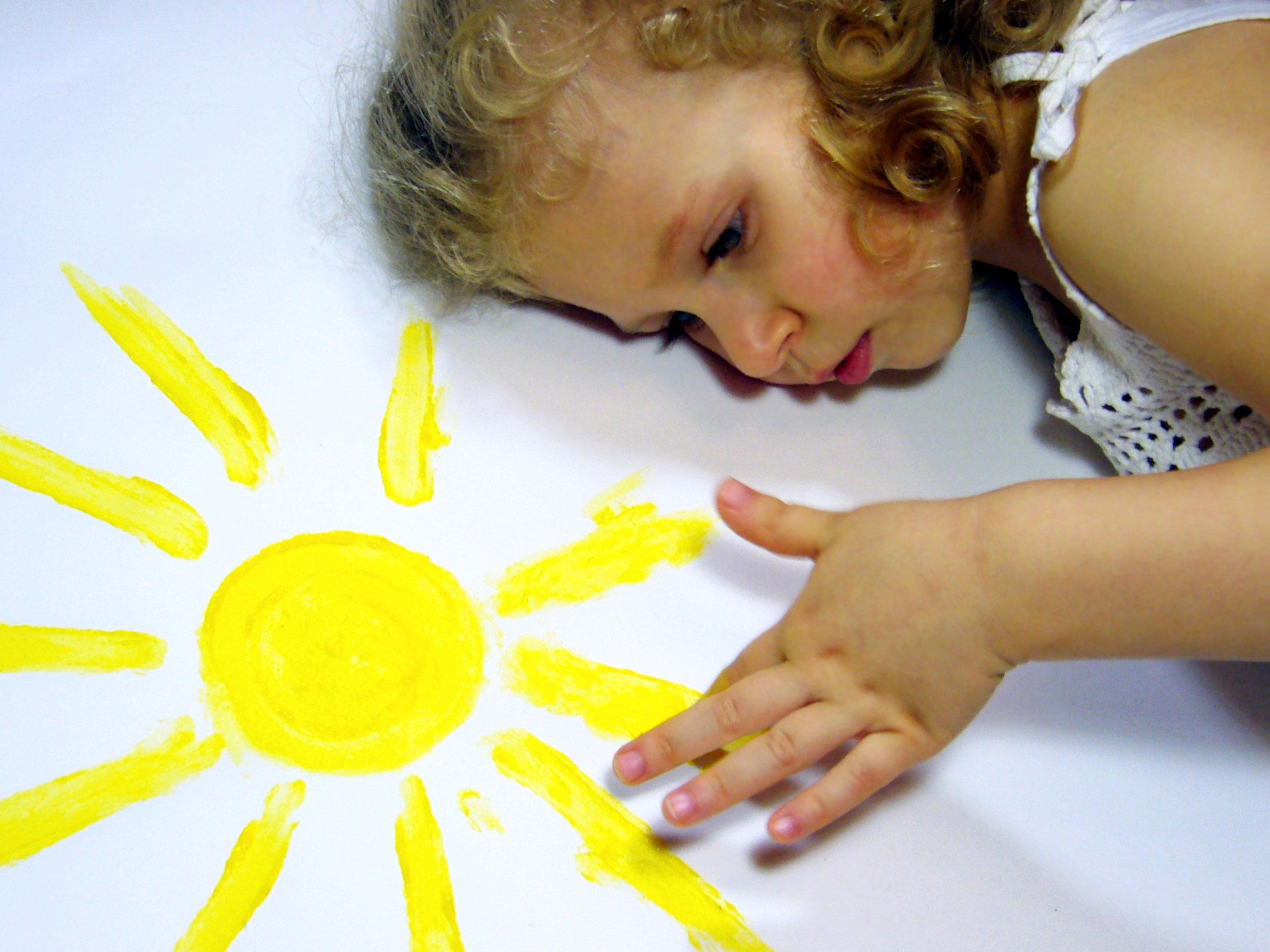 Пусть всегда будет солнце!. Закрытое голосование фотоконкурса 'Я рисую'