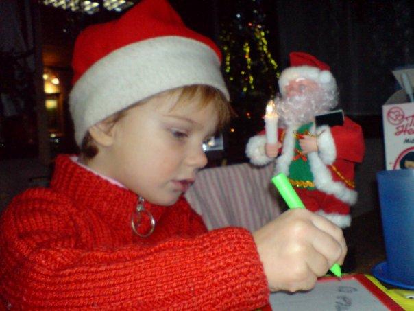Волшебное пиьсмо деду Морозу. Пишу письмо Деду Морозу