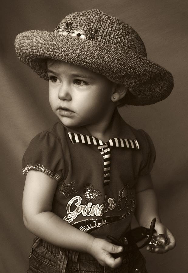Олеся. Малыш на обложку
