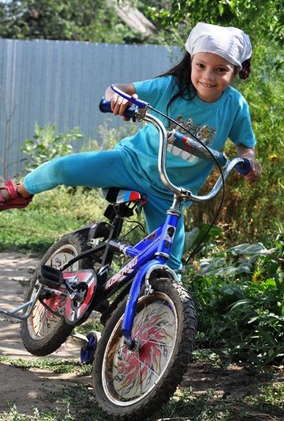 Сейчас я тебя укрощу!!!. Закрытое голосование фотоконкурса 'Укрощение велосипеда'