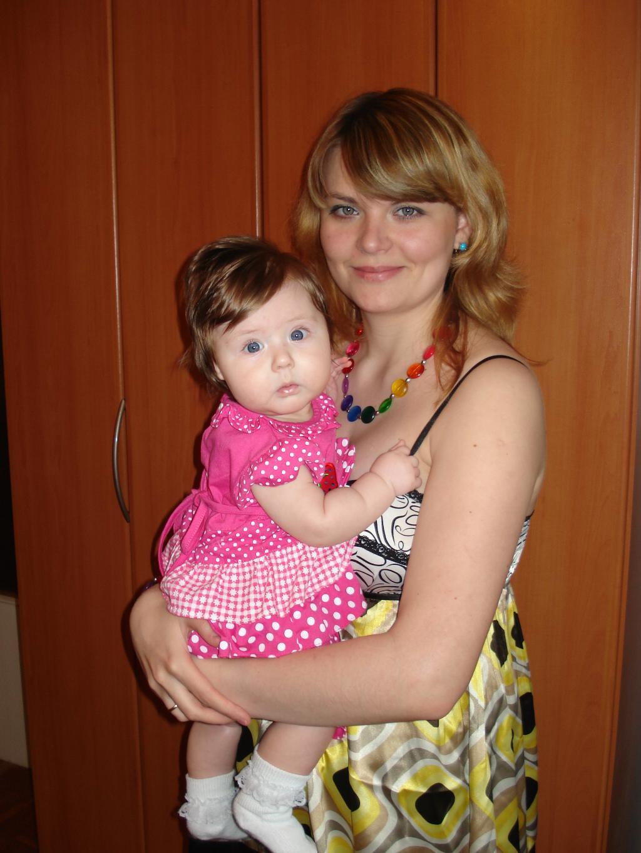 Моё ласковое солнышко. Мадонна с младенцем