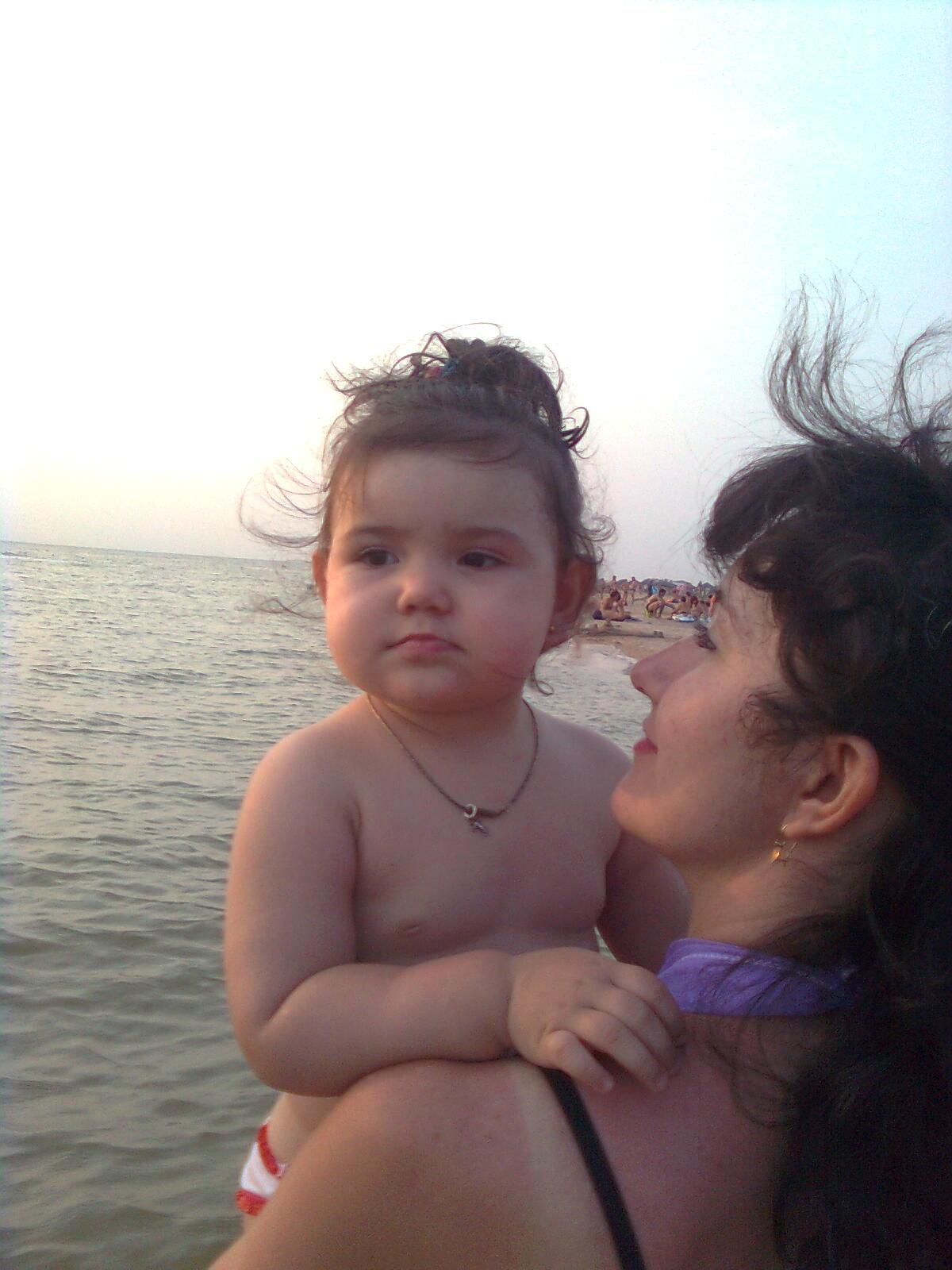 Моя принцесса Елизавета. Мадонна с младенцем