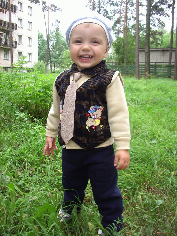 МАЛЕНКИЙ ДЖЕНТЕЛЬМЕН)))). Малыш на обложку