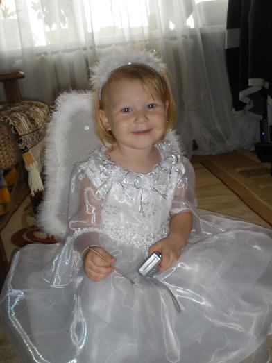 Алиночка - ангелочек!!!. Малыш на обложку