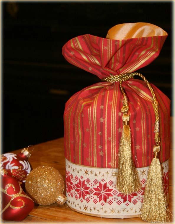 3 - Olechka для Татьяны С. 2010 'Новогодний мешок'