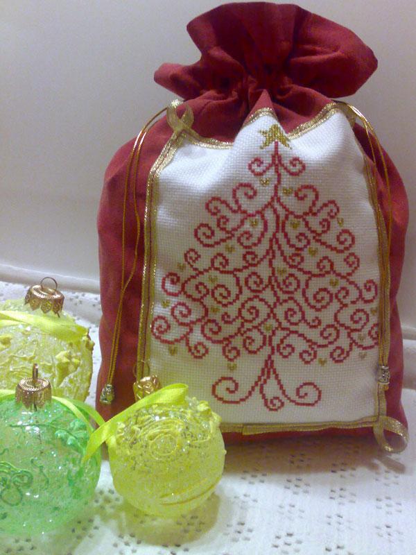 9 - Zirochka для анелЕ. 2010 'Новогодний мешок'